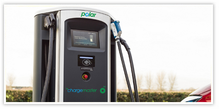 A photograph of the BP Chargemaster