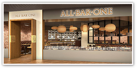 New All Bar One lands at Birmingham Airport
