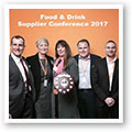 Celebrating excellence at Supplier Awards