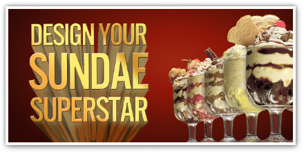 Sundae Superstar at Harvester