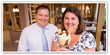 Harvester Design a Sundae winner announced