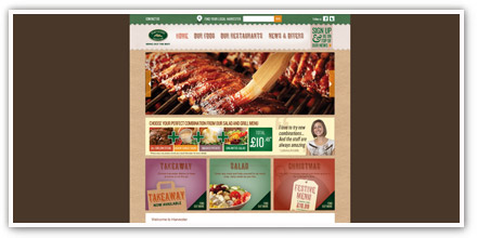 Harvester launches brand new customer website