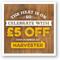 Harvester make your summer smile