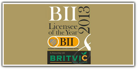 BII Licensee of the Year Award