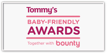 Harvester and Toby Carvery shortlisted in Baby-friendly Awards