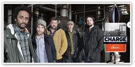 Iconic band Elbow launch beer in Nicholson's