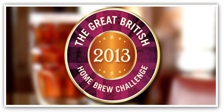 The results are in.... Great British Home Brew Challenge 2013