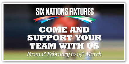 Kick off the Six Nations at Sizzling Pubs!