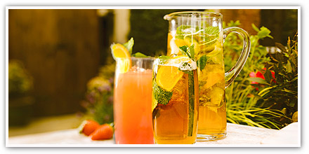 New summer drinks menu at Vintage Inns