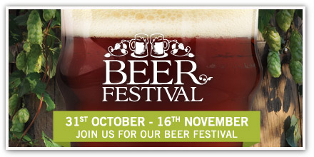 Nicholson's launches Autumn Beer Festival
