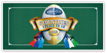 Watch the Six Nations at O'Neill's